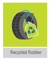 Recycled-Rubber