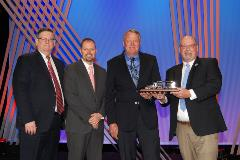 2017 ISRI Safe Driver of the Year Joseph Cody