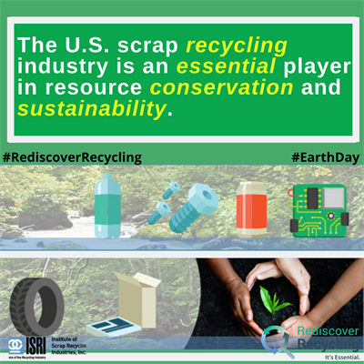 Earth Day 2020 Recycling is a pivotal player (1)