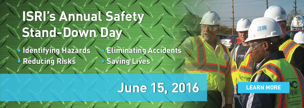 2016 Safety Stand-Down Day