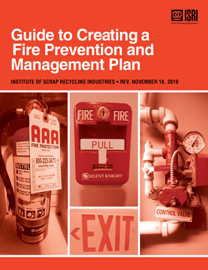 ISRI-Fire-Prevention-Plan